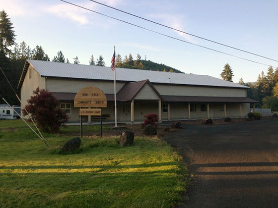 street view of Bob Lyle Community Center in Morton